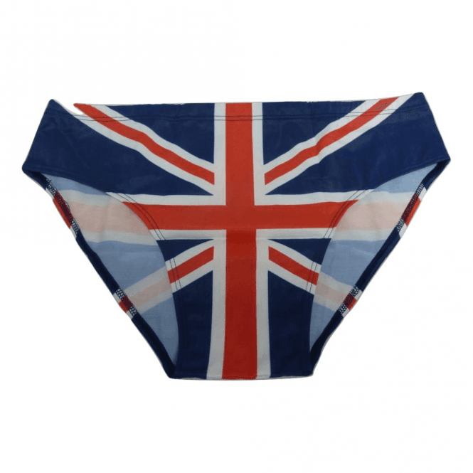 5e7d6268be Union Jack Traditional Swimming Trunks
