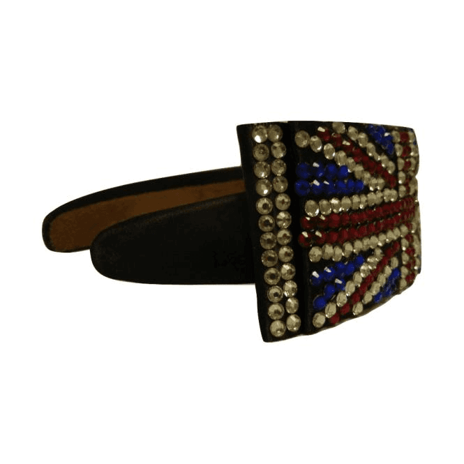Union Jack Wear Union Jack Headband/Tiara