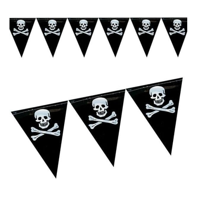 Pirate Bunting 7m
