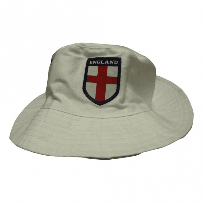 Union Jack Wear England St George Bush hat - Cricket?