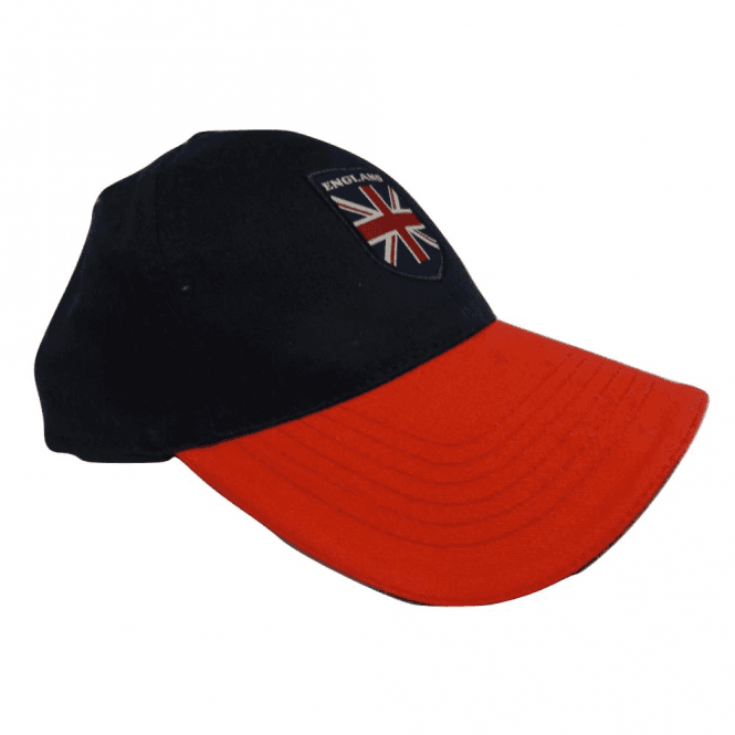 a8d700ebc61 Union Jack Baseball Cap - Red and Blue