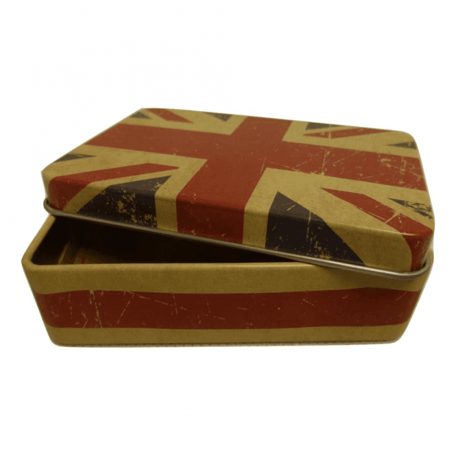 Union Jack Wear Union Jack Tin Gift Box