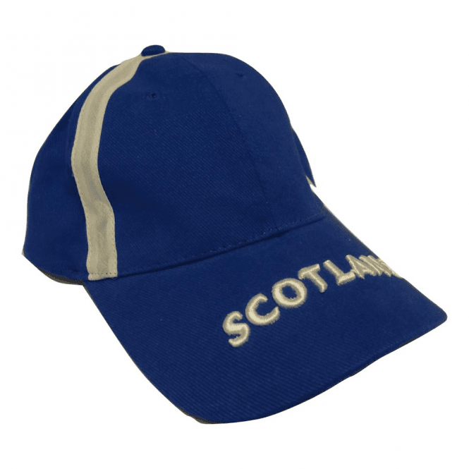 Union Jack Wear Scotland Baseball Cap