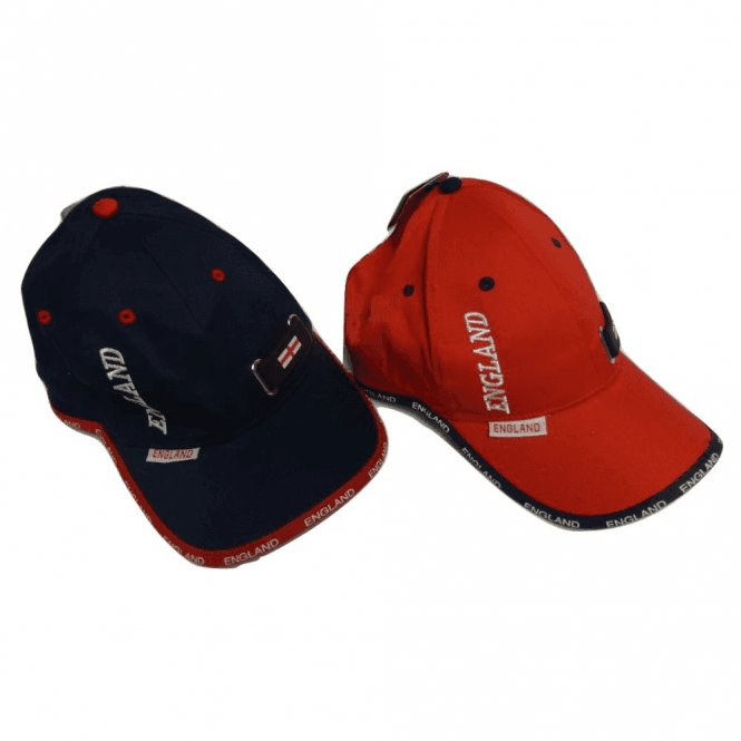 Union Jack Wear England Baseball Cap
