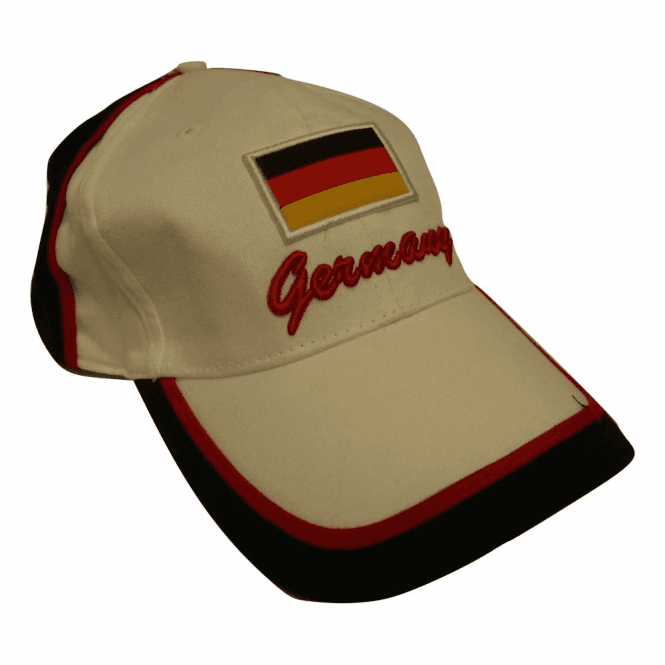 Union Jack Wear German Flag Baseball Cap