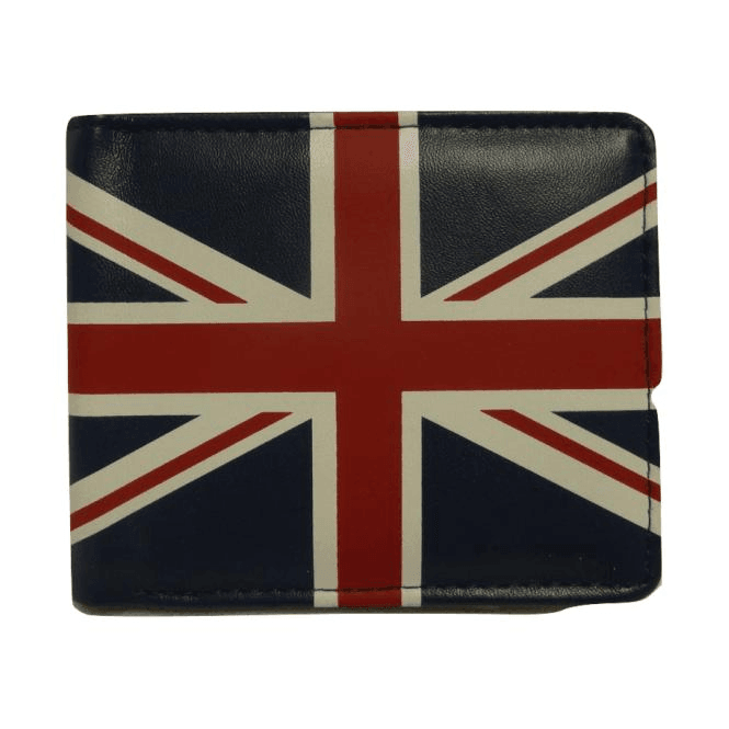 Union Jack Fabretti Wallet