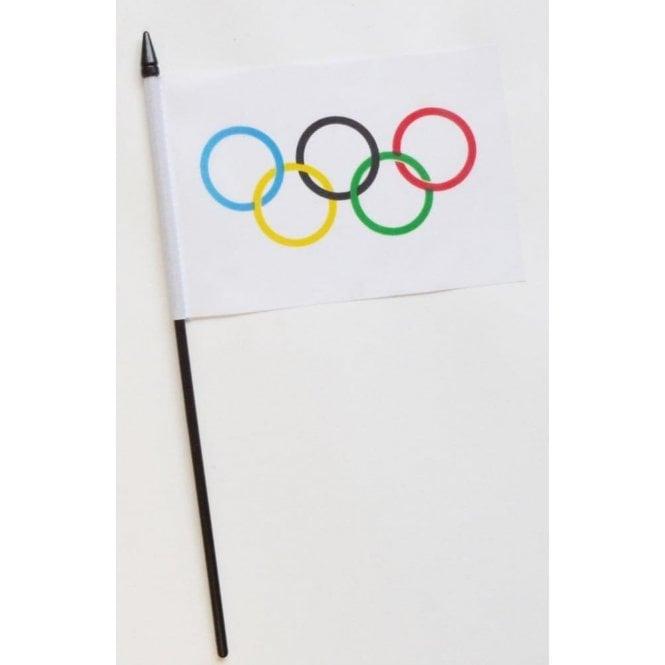 Union Jack Wear Olympics Hand Flag 2ft