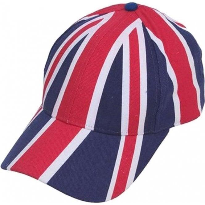 Union Jack Wear Union Jack Baseball Cap