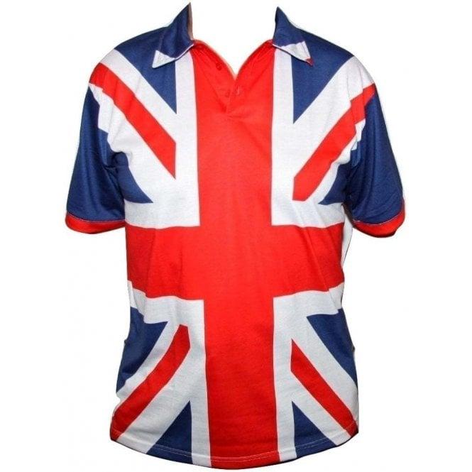 Union Jack Wear Union Jack Designer Polo shirt
