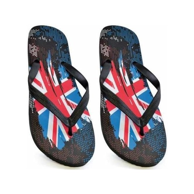 Union Jack Wear Men's Union Jack Sandrock Flip Flops
