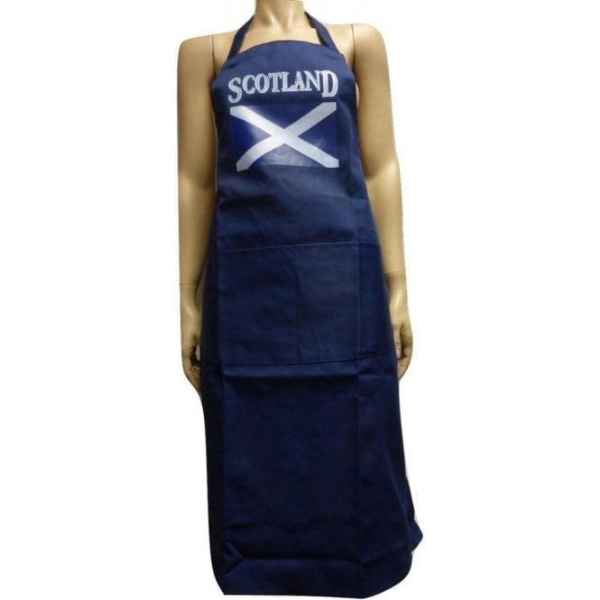 Union Jack Wear Scotland Flag Apron