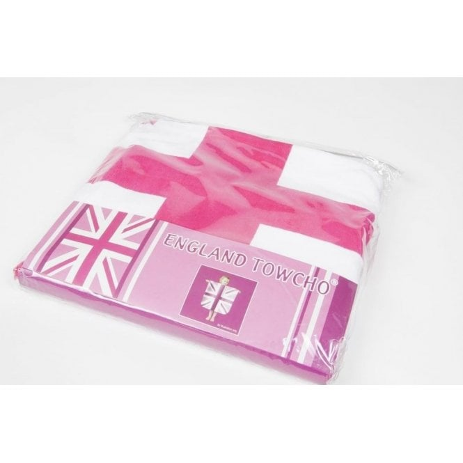 Union Jack Wear Kids England Towcho (Poncho & Towel)