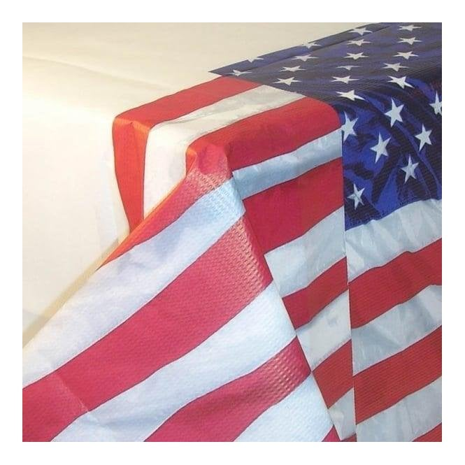 USA Flying Colours Paper Tablecover America