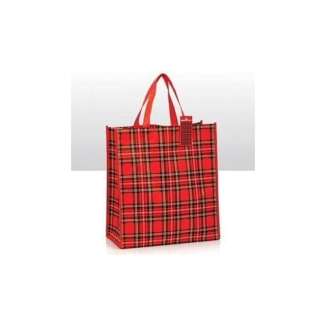 Union Jack Wear Royal Stewart Tartan Shopping Bag