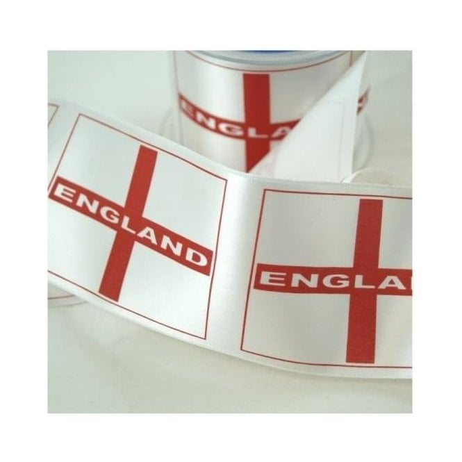 Union Jack Wear England St George Ribbon
