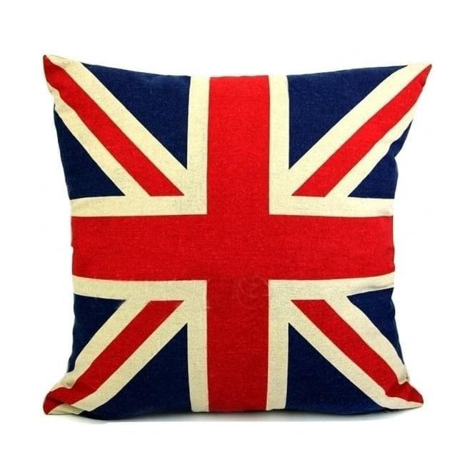 Union Jack Wear Union Jack Cushion Cover