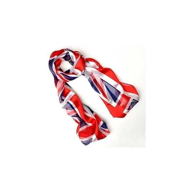 Union Jack Wear Ladies Union Jack Scarf