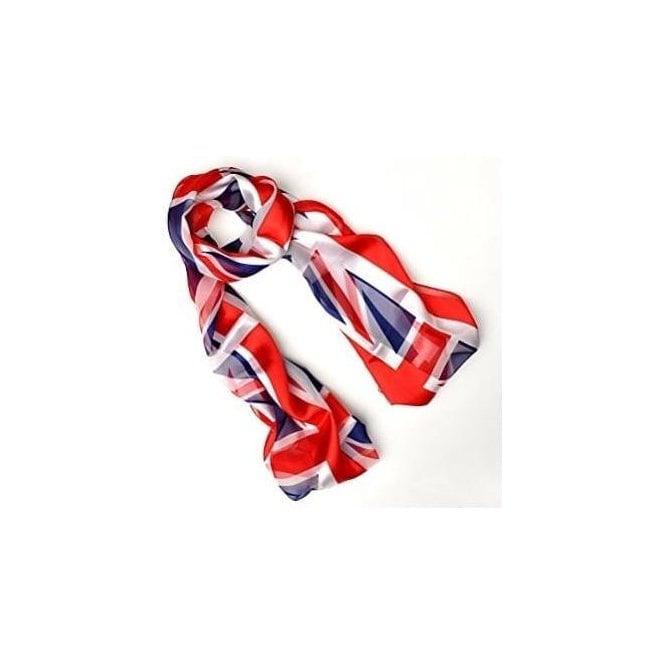 Union Jack Wear Ladies Union Jack Scarf