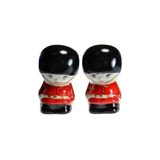 London Guardsman Cruet Set
