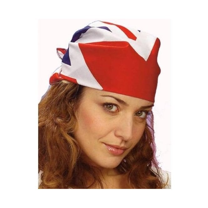Union Jack Wear Union Jack Bandana - Head Covering or face covering