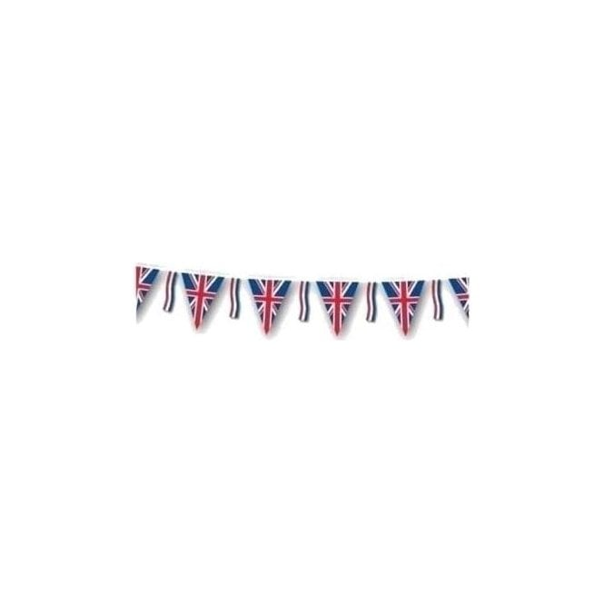 Union Jack Bunting with Tassels 7m