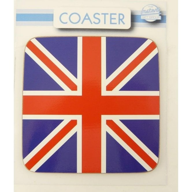 Union Jack Wear Union Jack Coaster