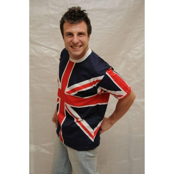 Union Jack Wear Union Jack T Shirt