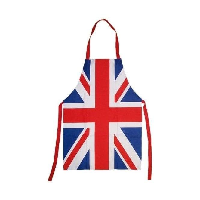 Union Jack Wear Union Jack Cotton Apron