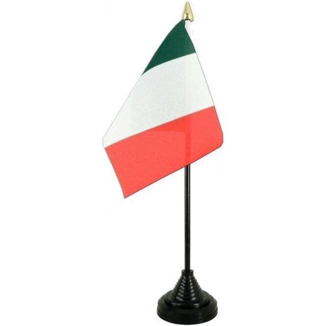 Union Jack Wear Italy Table Flag