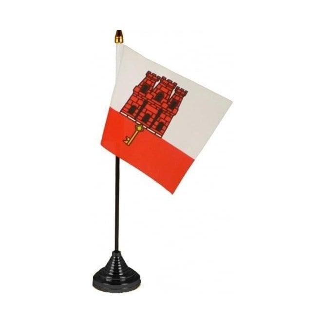Union Jack Wear Gibraltar Table Flag