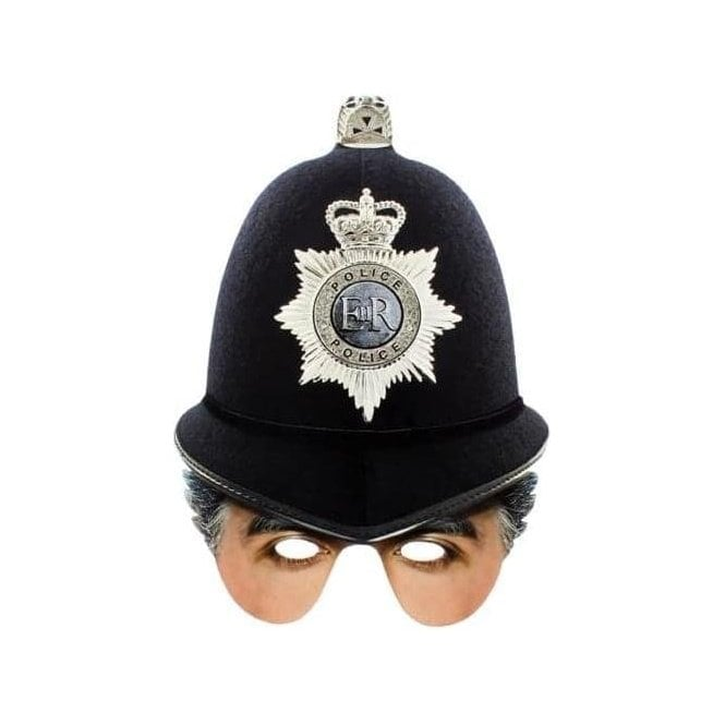 Union Jack Wear Policeman Face Mask