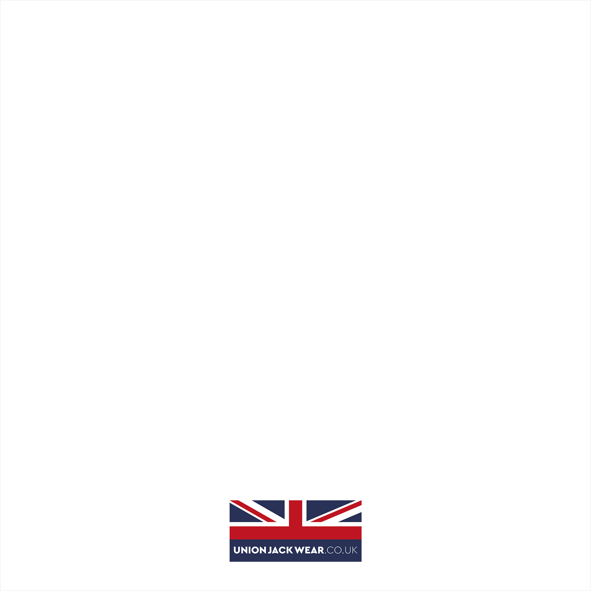 Union Jack Wear 20 Union Jack Wavy Flag Design Cardboard Cups