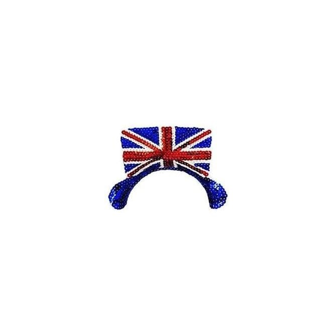 Union Jack Wear Union Jack Sequin Tiara