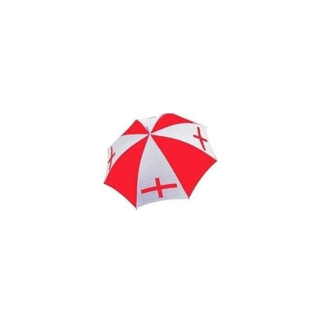Union Jack Wear England St George Flag Golf Umbrella