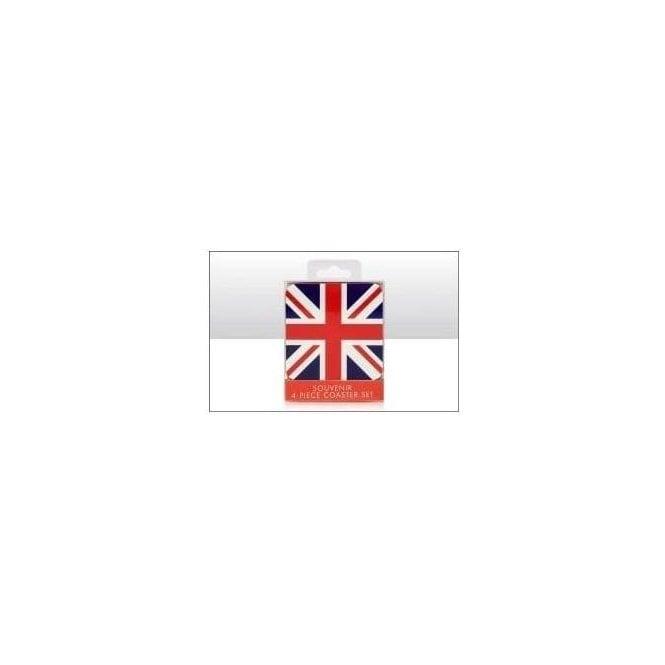 Union Jack Wear Union Jack 4 Coasters