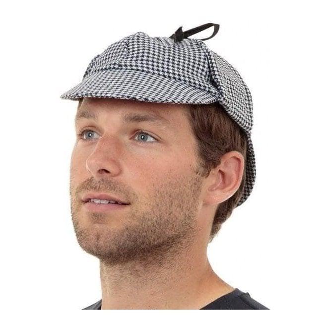 Union Jack Wear Sherlock, Detective, Deerstalker Hat