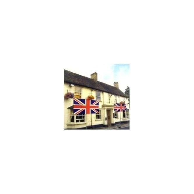 Union Jack Wear HUGE Union Jack Flag 9ft x 6ft House - Pub