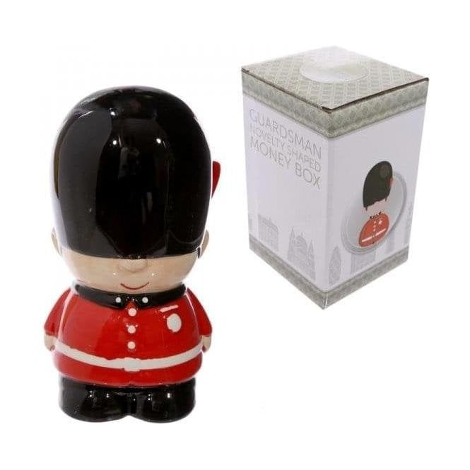 Guardsman Moneybox, piggy bank, money box