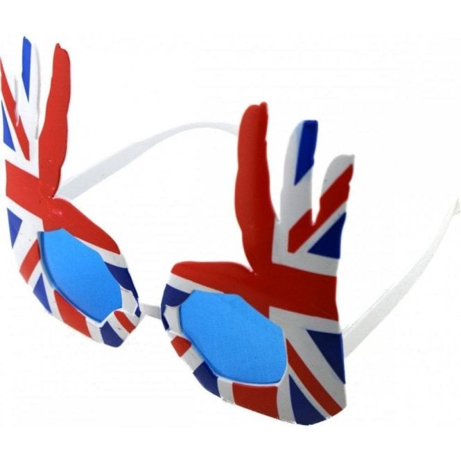 Union Jack Wear Union Jack Sunglasses - OK Hands