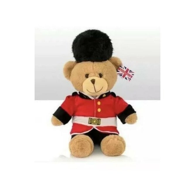 Union Jack Wear Guardsman Teddy Bear 15