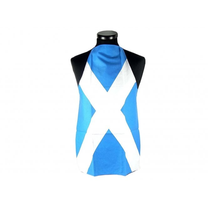 Union Jack Wear Scotland Saltire Cotton Apron