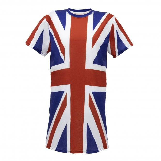 Union Jack Wear Union Jack Ladies Nightdress / Nightshirt
