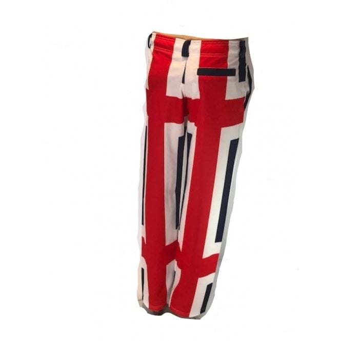 Union Jack Wear Union Jack Golf Trousers