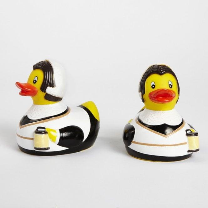 Yarto Bath Rubber Duck - Florence Nightinquail - Florence Nightingale - Nurse