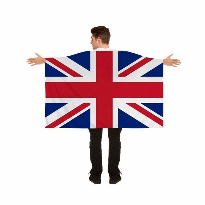 Union Jack Wear Union Jack Cape
