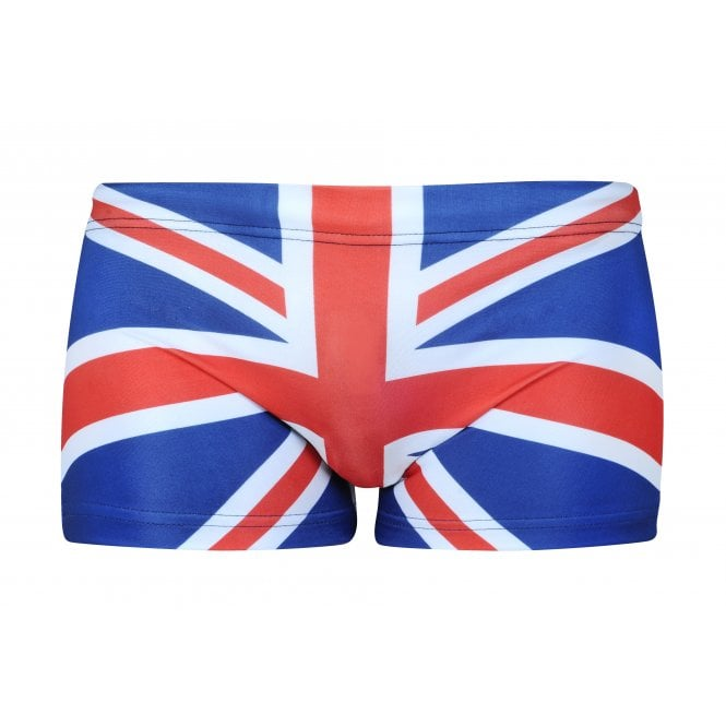 Union Jack Wear Union Jack Swimming Trunks