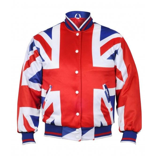 Union Jack Wear Union Jack Bomber Jacket