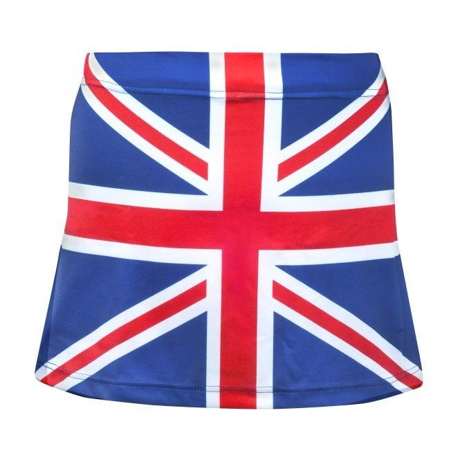 Union Jack Wear Union Jack Skort