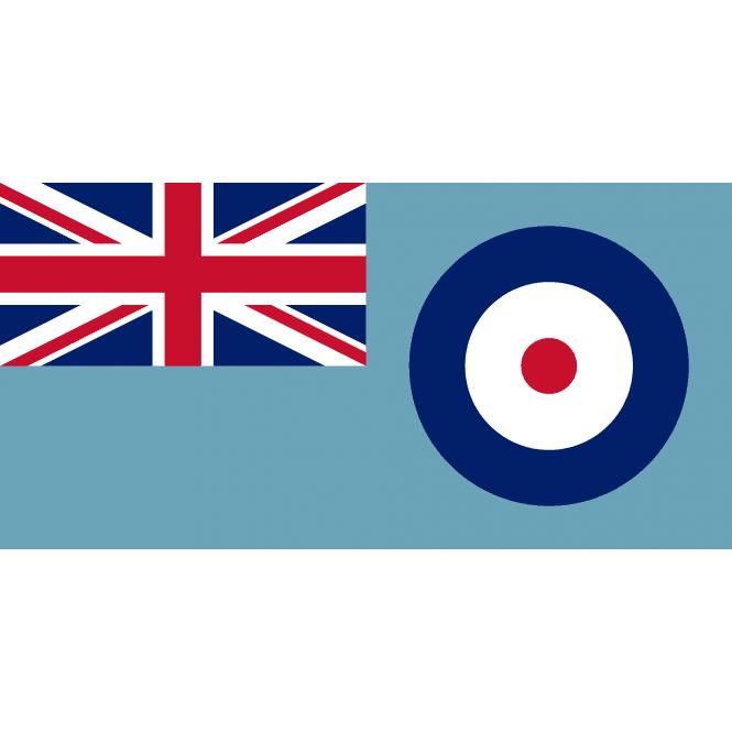 Union Jack Wear RAF Blue Ensign Flag 5' X 3'
