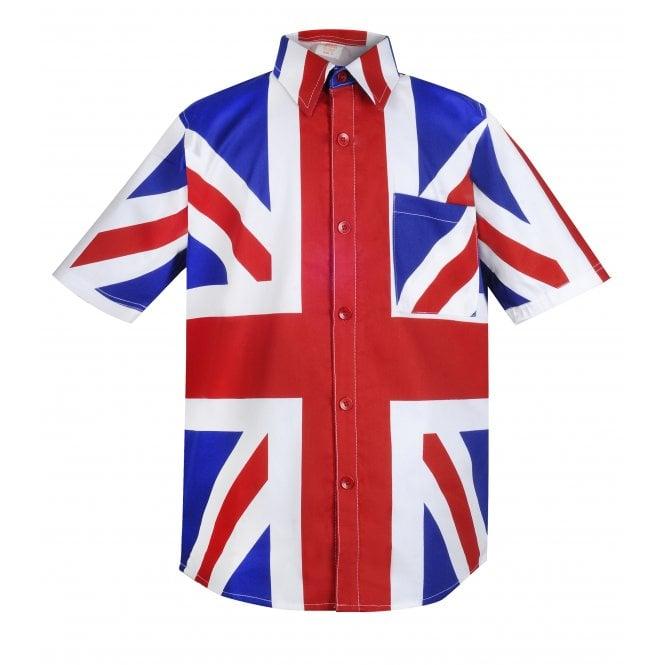 Union Jack Wear Union Jack Short Sleeve Shirt